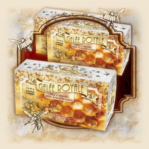 Gelee Royale 60g - lot de 3