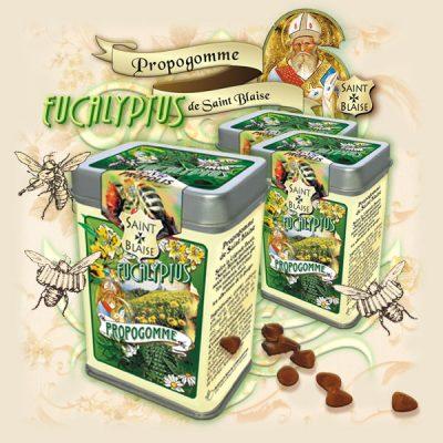 Propogomme-Eucalyptus - lot de 3